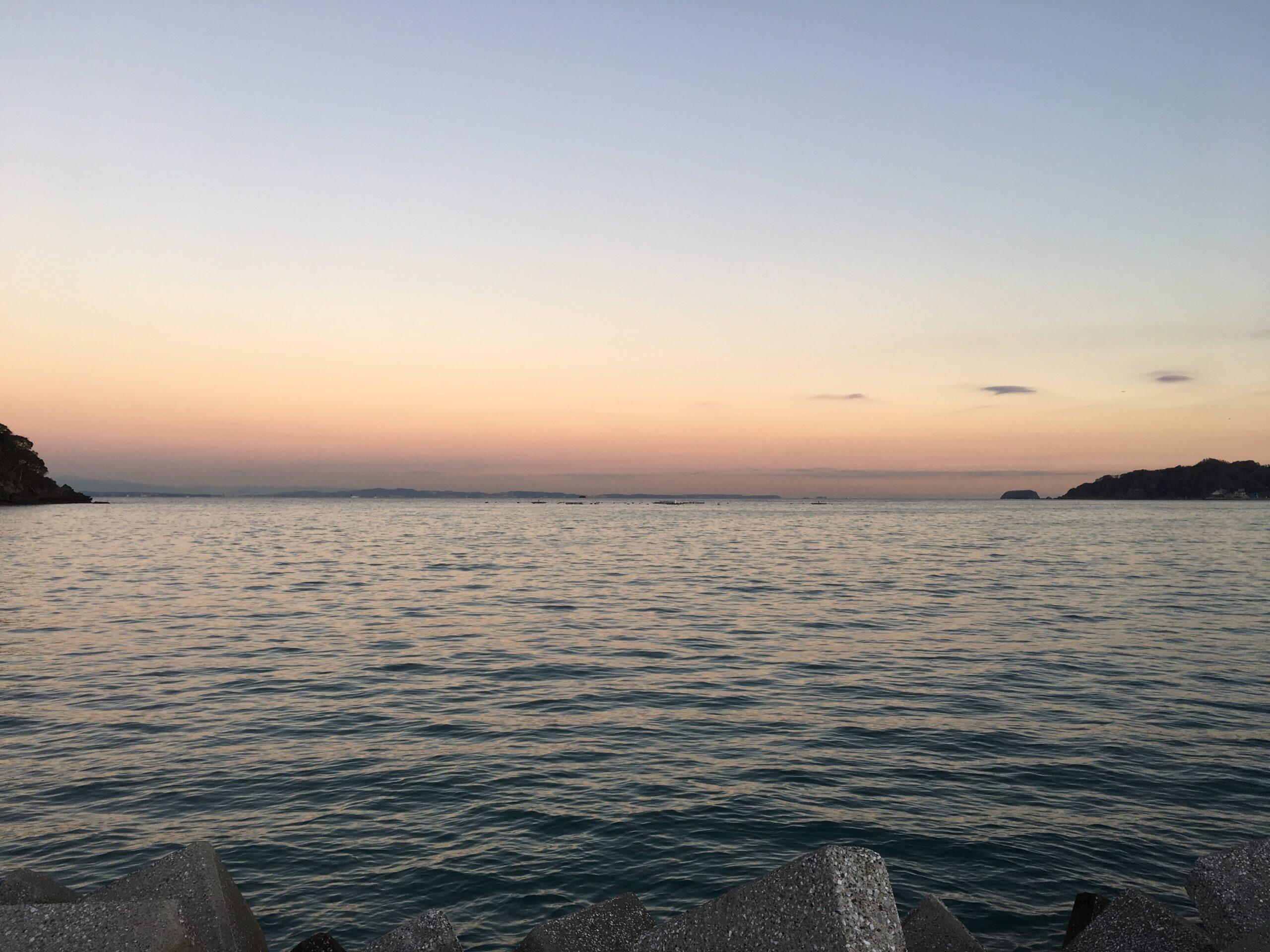 千葉県・内房 富浦町で筏釣り その2