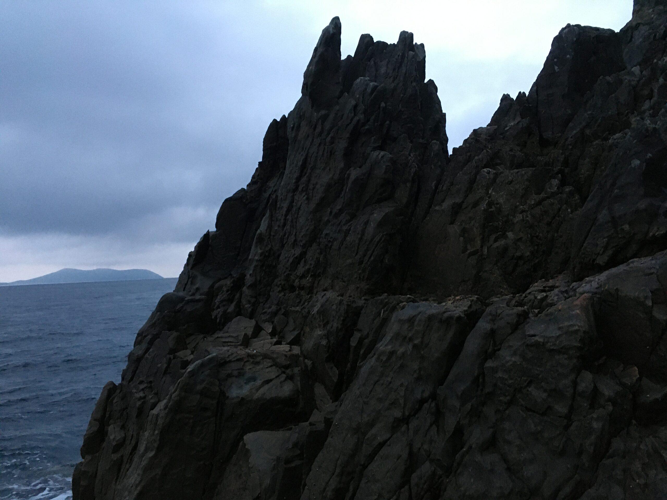 五島・福江の石鯛釣り〜南方宙吊りで石鯛 狙い