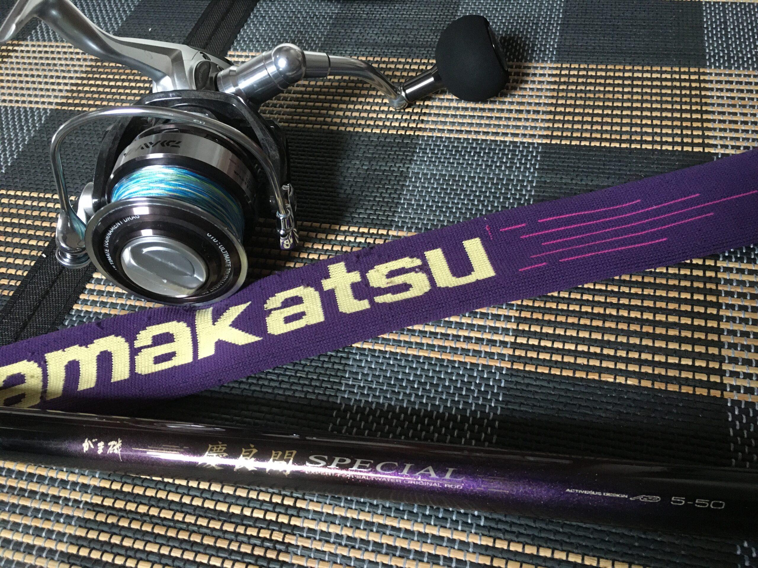 夏磯で上物のビッグゲームを〜沖縄のスルスルスルルー釣りに学ぶ
