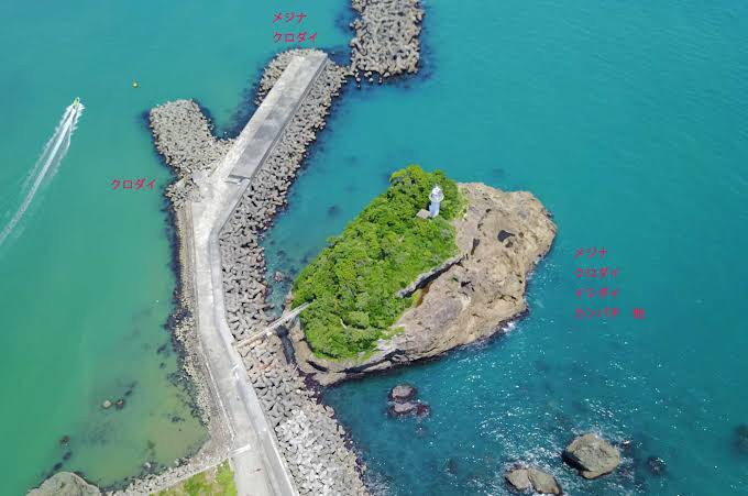 鴨川・弁天島で釣り男性行方不明(千葉日報)